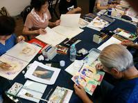 11月以降の@河内長野ギャラリーほたるの原田画塾のスケジュールです。 - 筆一本あれば人生は楽し! -図解イラスト工房-