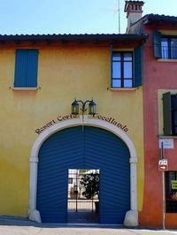 カラフルな建物 (Palazzo colorato) - エミリアからの便り