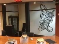CUBE早めの忘年会 - coco diary 山口県 お花と絵と楽しいティータイム