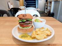 The Burger Stand -N's- (池下)#2 - avo-burgers ー アボバーガーズ ー