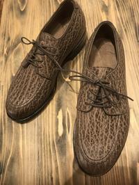 明日11月3日(土)荒井弘史入店日です。 - Shoe Care & Shoe Order 「FANS.浅草本店」M.Mowbray Shop