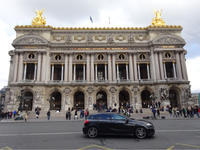息子と2人旅   パリの初日 - 蒼穹、そぞろ歩き