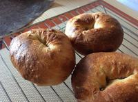 朝一番で焼き上げる - 八女市の蔵でパンを焼く