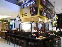 気軽に本格ハンバーガー「Jamie's Burger」@エムクオーティエ - 明日はハレルヤ in Bangkok