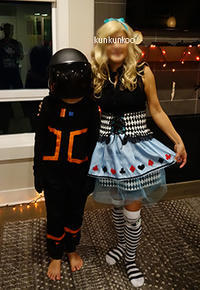 Halloween Trick or Treat パーティ 2018 - くもりのち雨、ときど~き晴れ Seattle Life 3