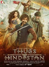 【Thugs Of Hindostan】 - ポポッポーのお気楽インド映画