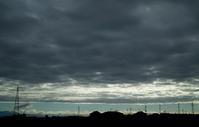 雲情景と高島市民病院通い・・・ブナの落ち葉、サクサクと - 朽木小川より 「itiのデジカメ日記」 高島市の奥山・針畑からフォトエッセイ