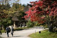 1440 遠野ふるさと村の紅葉 - 四季彩空間遠野