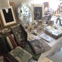 ●「英国の小さなブックフェア」はじまりました♪ - 英国古物店 PISKEY VINTAGE/ピスキーヴィンテージのあれこれ
