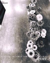 〜プライベートレッスン〜♬ -  Flower and cafe 花空間 ivory (アイボリー)
