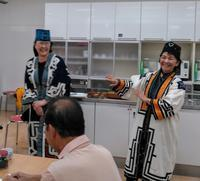 活動報告〜北海道命名150年特別企画〜『先住民族アイヌの食文化を学ぶ』 - 野菜ソムリエコミュニティ 札幌
