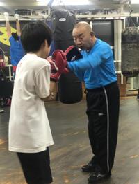 基本しっかり - 本多ボクシングジムのSEXYジャーマネ日記