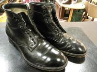 自分だけのコードバンの育て方 - 池袋西武5F靴磨き・シューリペア工房