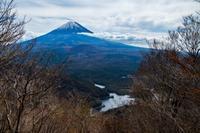 2018年10月 山梨百名山三方分山~富士と精進湖と紅葉を楽しむ山歩き - 殿様な山歩き