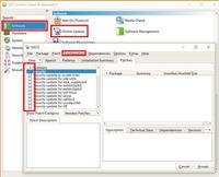 SUSE Linux: YOU(YaST Online Update) によるパッケージアップデート - isLandcenter 非番中