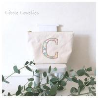 イニシャルポーチ - Little Lovelies
