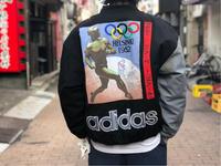 "1980's ""adidas"" OLYMPIC Jacket - BAYSON BLOG"