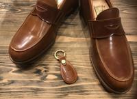 本日、11/3(土)は荒井弘史氏の入店日です。 - Shoe Care & Shoe Order 「FANS.浅草本店」M.Mowbray Shop
