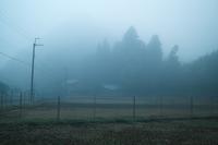 濃い霧・7℃の朝・・・おにゅう峠は雲海日和に朽木小川・気象台より - 朽木小川・気象台より、高島市・針畑・くつきの季節便りを!