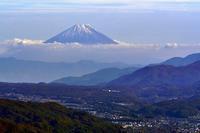 富士山が見えたぞ~♪・・・2018秋の高ボッチ高原行(1) - 『私のデジタル写真眼』