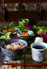 秋刀魚の蒲焼きの朝ごはん - ゆきなそう  猫とガーデニングの日記