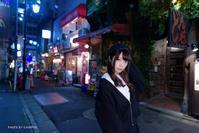 都会の片隅の、、いつもの夜景に溶け込んでみる - CANOPUS