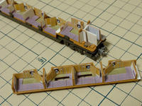 [鉄道模型]「E26系 カシオペア」をメイクアップする(11)「スロネE27-201」 - 新・日々の雑感