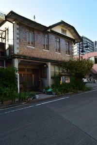 埼玉県川越市の旧関根平蔵邸 - 近代建築写真室@はけの町