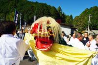 秋祭り1飛鳥町の飛鳥神社 - LUZの熊野古道案内