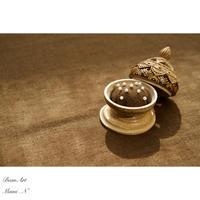 オーブン陶土/イッチン・筒描き(2) - BEAN ART Cafe  - Mami . N -