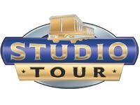 STUDIO TOUR (ENTERTAINMENT CENTER/UPPER LOT) - LIVING A BOY'S ADVENTURE TALE