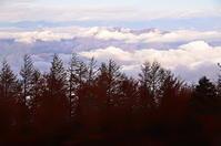 富士山5合目付近の眺め - 風の香に誘われて 風景のふぉと缶