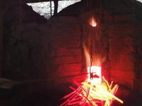 ボンゴギーズ3回目の窯出し - 日向の国の備長炭 奥井製炭所