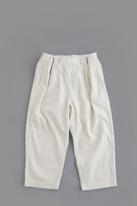 Ordinary fits BOTTLES PANTS - un.regard.moderne