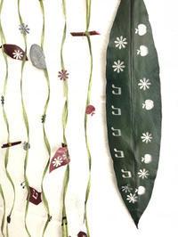 広げよう日本全国チビサボの輪 - **おやつのお花*   きれい 可愛い いとおしいをデザインしましょう♪