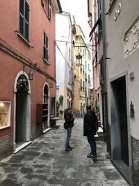 大雨のリグーリア(後編) - フィレンツェのガイド なぎさの便り