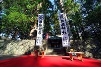 秋祭り2五郷の飛鳥神社 - LUZの熊野古道案内