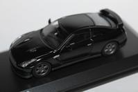 1/64 Kyosho NISSAN SKYLINE・GT-R Orginal (Hobby Route) NISSAN GT-R - 1/87 SCHUCO & 1/64 KYOSHO ミニカーコレクション byまさーる
