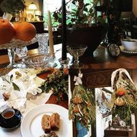 11月8日(木)の営業時間のお知らせです。 - coeur tranquille アンティーク雑貨・多肉植物の店