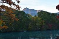 裏磐梯の紅葉絶景ポイントⅡ - フォト・フレーム  - 四季折々 -