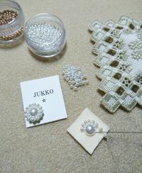 銀盤とホワイトパール - JUKKO