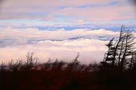 富士5合目より雲海 - 風の香に誘われて 風景のふぉと缶