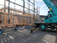 松山市T様邸新築工事⑨ - 有限会社池田建築ホーム 家づくりと日々のできごと♪