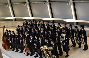 管楽合奏コンテスト 🎶 特別演奏 - 小平第六中学校吹奏楽部 We Love Brass!!