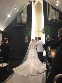 最高の結婚式 - 【熊本エステ/東京】あなたの綺麗をプロデュース♡サロン・スクール経営♡渡邊明美