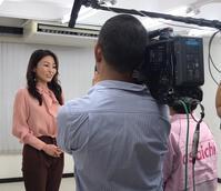 NHKあさイチの撮影お手伝い - 40歳からはじめる「暮らしの美活」