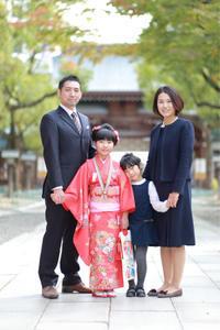七五三撮影*7歳女の子@神戸市中央区 - mama*y-photo