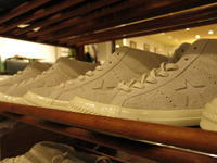 """CONVERSE ONE STAR MID SUEDE PACK""ってこんなこと。 - THE THREE ROBBERS ってこんなこと。"