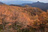 秋の撮影行⑤二度上峠から - 光画日記
