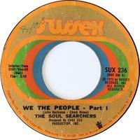 The Soul Searchers ‎– We The People - まわるよレコード ACE WAX COLLECTORS